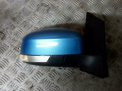 FORD FOCUS Mk2 Facelift Right Front Door Mirror 2008-11 BLUE