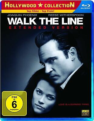 WALK THE LINE (Joaquin Phoenix, Reese Witherspoon) Blu-ray Disc