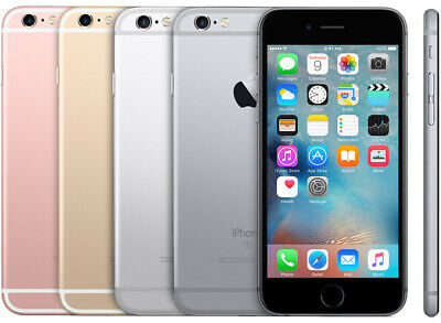 Apple iPhone 6s- 32GB All Colors- GSM Unlocked