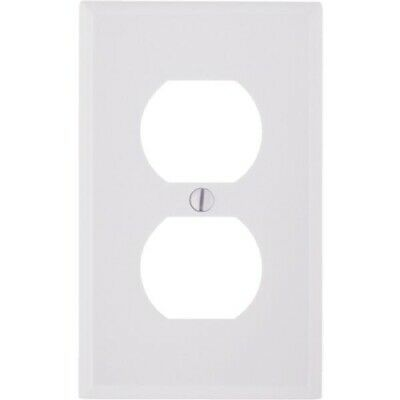 Leviton Plastic Outlet Wall Plate