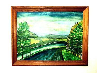 """5/"""" WIDE antique Silver Oil Painting Picture Frame 446AS frames4art"""