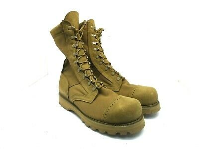 "Corcoran Men's 10"" Marauder Safety ST Boot CV27546FR Coyote Tan Size 11.5D"