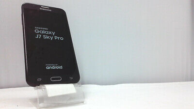 Samsung Galaxy J7 Sky Pro SM-S727VL Unknown Carrier Black, Prepaid, Clean ESN