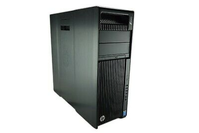 HP Z640 Workstation with Windows 10 Pro - Choose Your CPU Memory HDD Video