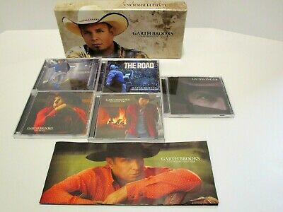 Garth Brooks The Ultimate Collection 10 Disc CD Box Set