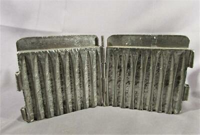 Antique French Metal Cigar Mold - by Letang Fils of Paris