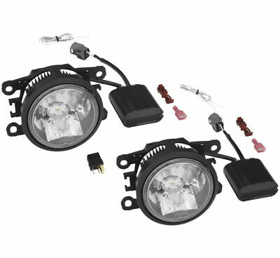 Show Chrome Dual Function Fog Lights 61-121