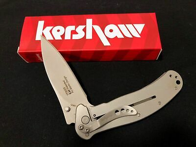 Kershaw Zing 1730SS folding pocket knife frame lock assisted opener NEW