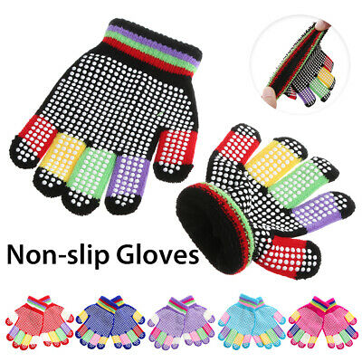Kids Magic Gloves & Mittens Kid Stretchy Knitted Winter Warm Gloves for Girl Boy
