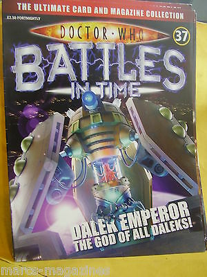 Doctor Who Battles In Time # 37 Dalek Emperor The God Of All Daleks