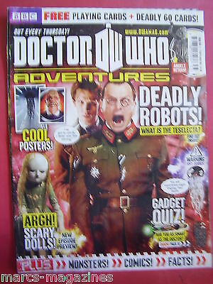 Doctor Who Adventures #233 1 - 7 September 2011 Deadly Robots