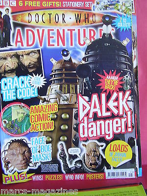 Doctor Who Adventures #27 12 April - 25 April 2007 Dalek Danger