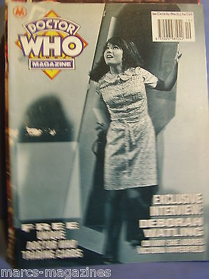 Doctor Who Magazine May 1994 # 212 Deborah Watling Victoria Waterfield