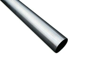 Stainless Steel Round Tube Pipe 50cm steel 304 grade various sizes