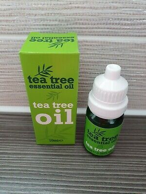 1 x Tea Tree Essential Oil 10ml Anti Fungal Skin Nails
