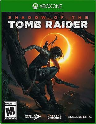 Shadow of the Tomb Raider Xbox One USED VERY GOOD CONDITION