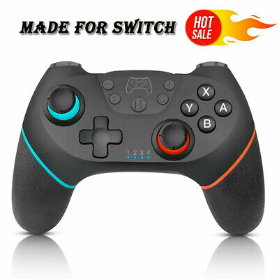 Bluetooth Wireless Gamepad Joystick Pro Controller For Nintendo Switch HOT SALE