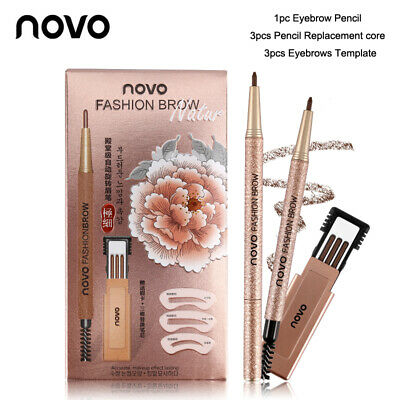 Longlasting Makeup Automatic Eyebrow Pencil/Brush/Pencil Core/Eye Brows Template