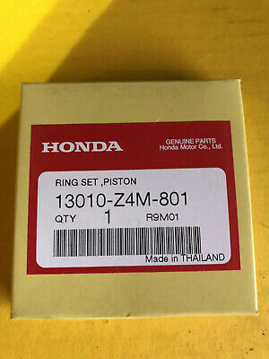 GX160 UT2 Genuine Honda Piston Rings 13010-Z4M-801.  Kart. Best Price