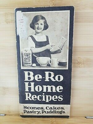 Be-Ro Home Recipes Booklet Fifteenth Edition