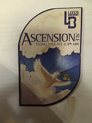 Leeds Brewery Ascension Pub Bar Clip Used