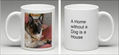 Personalised Mug your Photo Image Pictures Add Any Text Gift Tea Coffee Cup Mug