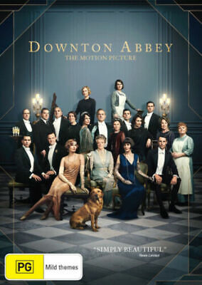 PREORDER: DOWNTON ABBEY - THE MOVIE   - DVD - UK Compatible