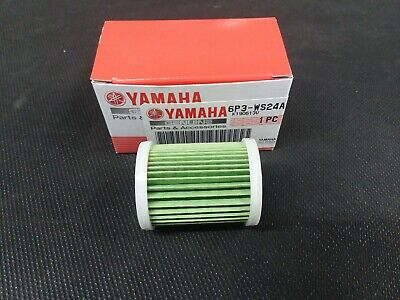 NEW OUTBOARD ENGINE FUEL FILTER ELEMENT FOR YAMAHA F150 F250 6P3-WS24A-01-00