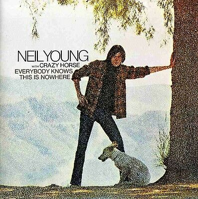 Everybody Knows This Is Nowhere - Neil Young (2009, CD NUOVO) Remastered