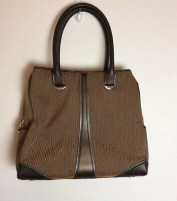 Tumi Carry Travel Laptop Tote Bag