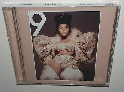 Lil Kim 9 (2019 Release) Brand New Sealed Cd