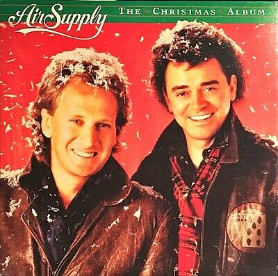 "Air Supply ""The Christmas Album"" Premium Quality Used Lp (Vg+/Ex)"