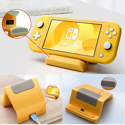 USB Charging Dock Stand Base for Nintendo Switch Switch Lite Charger Console
