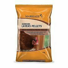Marriages Specialist Foods Layers Pellets - 7.5kg - 174062