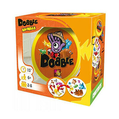 Official Asmodee Dobble Animals Card Game!