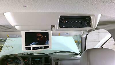 2007 GMC ENVOY Overhead DVD Player Console w/ Flip Down ... Panonic Wiring Diagram Dvd Player Car on