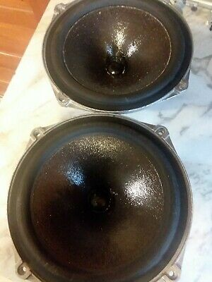 "CELESTION 8"" Woofer/ pair DITTON 15 Speakers"