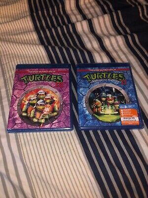 Tmnt Turtles In Time 3 The Secret Of The Ooze 2 Bluray Lot