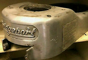 Bridgeport Milling Machine HEAD TOP COVER VARI SPEED 1-1/2 HP OR 2 HP MACHINES