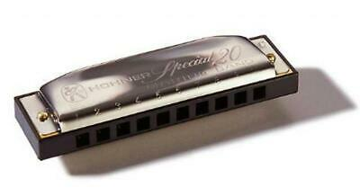Hohner Special 20 Harmonica  - Hand Made Series