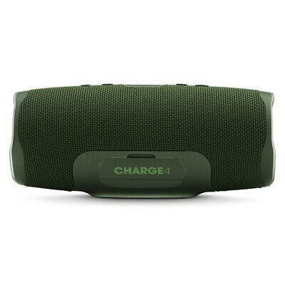JBL Charge 4 Portable Waterproof Bluetooth Speaker - Forest Green