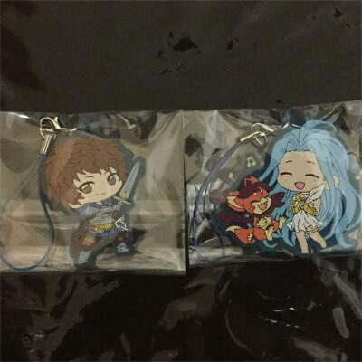 Granblue Fantasy Belial Sol International Rubber Strap Anime Manga NEW