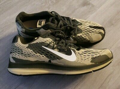 NIKE ZOOM WINFLO 4 Athletic Shoes Women's Size 7.5 Grey