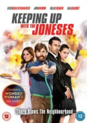 Keeping Up With The Joneses <Region 2 DVD, sealed>