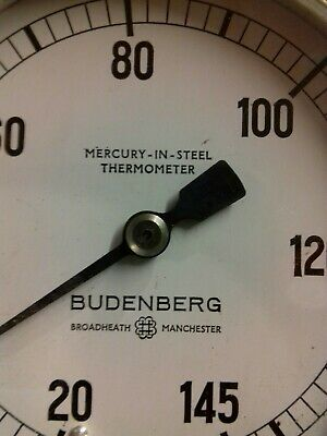 Industrial  Thermometer gauge