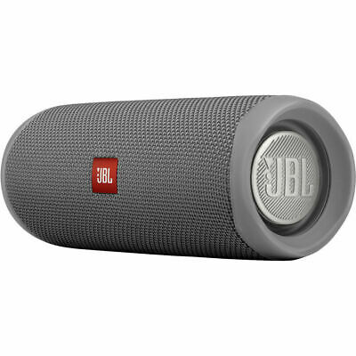JBL Flip 5 Waterproof Portable Rechargeable Bluetooth Speaker - Gray *FLIP5GRY