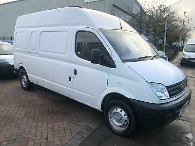 LDV Maxus 2.5CDI ( 95ps ) 3.5t LWB HIGH ROOF LOVELY DRIVE READY TO GO !
