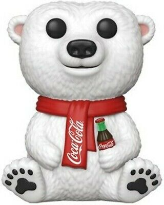 Coca-Cola - Polar Bear - Funko Pop! Ad Icons: (2019, Toy NUEVO)