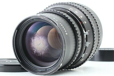 【EXC+4】 Hasselblad Carl Zeiss Sonnar T* 150mm F4 Black From JAPAN #050