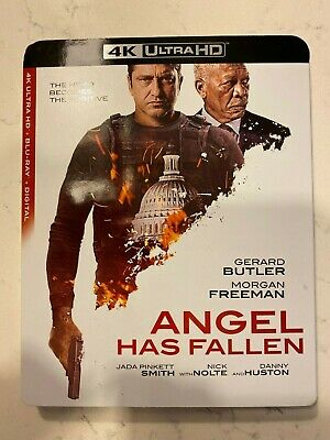 Angel Has Fallen (Blu-ray Disc only, 2019) - NEW RELEASE - In hand ready to ship